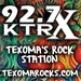 92.7 KTRX FM - KTRX Logo