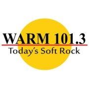 Warm 101.3 - WRMM-FM