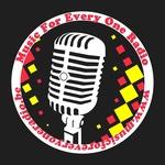 MusicForEveryOneRadio Logo