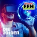 Hit Radio FFH - DIE 2010ER Logo