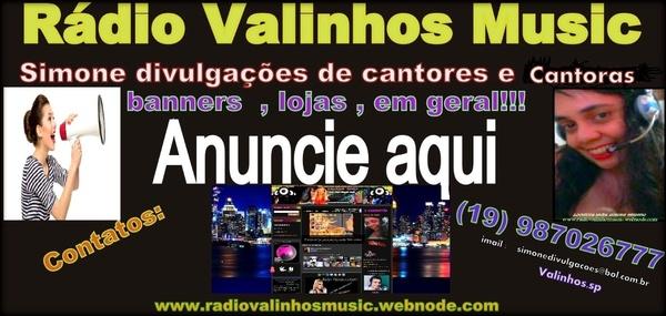 Radio Valinhos music