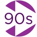 Absolute Radio - Absolute 90s Logo