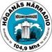 Hoganas Narradio Logo