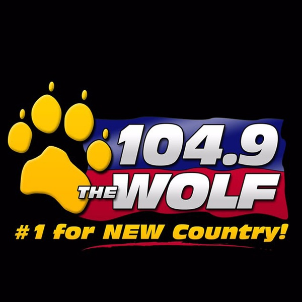 104.9 The Wolf - WXCL