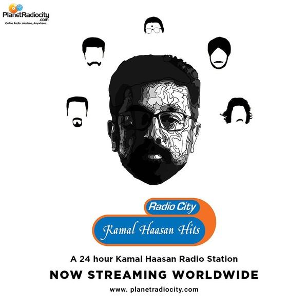 Radio City - Kamal Haasan Hits