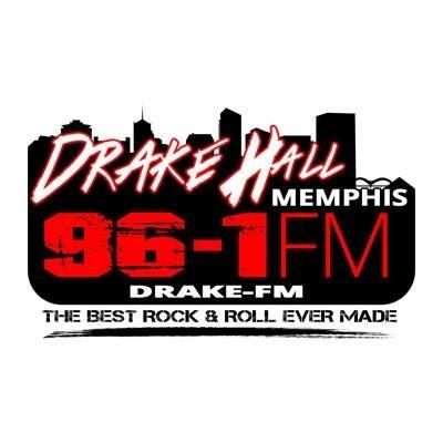 Drake Hall Memphis Radio - WIVG
