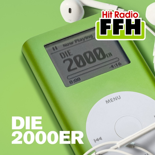 Hit Radio FFH - DIE 2000ER