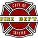 Seattle, WA Fire Logo