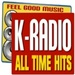 K-GoldenRadio Logo