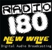 Radio 180 - New Wave Music Logo