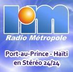 Radio Métropole Logo