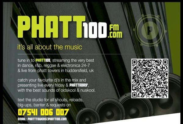Phatt 100 FM 100.0