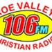 Roe Valley Christian Radio Logo