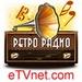 eTVnet Retro Radio Logo