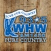Pure Country - KWHW Logo