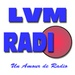 LVM  Radio Logo