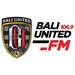 Radio Bali United FM Logo