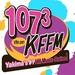 107.3 KFFM - KFFM Logo