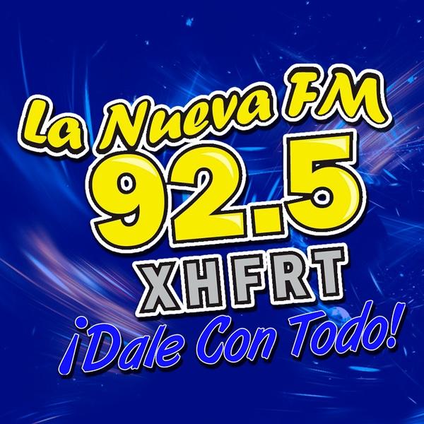 La Nueva 92.5 FM - XHFRT