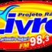 Projeto Rádio Livre Logo