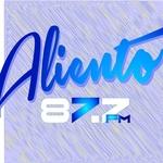 Aliento 87.7 - KZFW-LP Logo