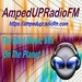 Amped UP Radio FM Logo