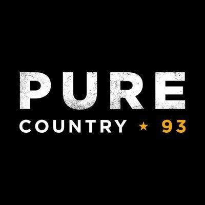 Pure Country 93 - CJBX-FM