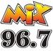 Mix 96.7 - WBVI Logo
