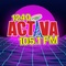 Activa 1240 - WNVL Logo