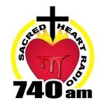 Sacred Heart Radio - WNOP Logo