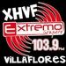 Extremo Grupero Villaflores - XEVF Logo