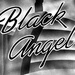Black Angel Promotion - Party  Logo