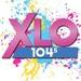 XLO 104.5 - WXLO Logo
