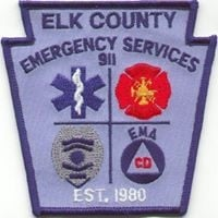 Elk County, PA Police, Fire, EMS