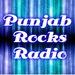 Punjab Rocks Radio Logo
