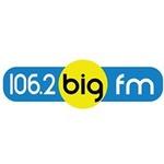106.2 big FM Logo