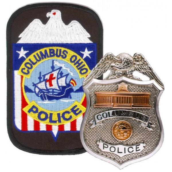 Columbus, OH Police Zones 1-5