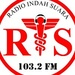 RIS 103.2 FM PERBAUNGAN Logo