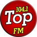 Top FM 104.1 Logo