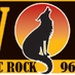 The Wolf - KWMX Logo