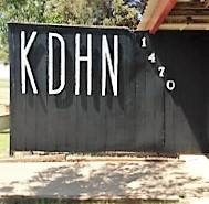 The Little Country Giant - KDHN