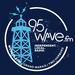 95 Wave.fm - WVVE Logo