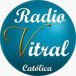 Rádio Vitral Católica Logo
