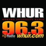 WHUR 96.3 FM - WHUR-FM