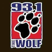 93.1 The Wolf - WPAW