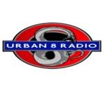 Urban8Radio Logo