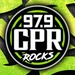 97.9 CPR Rocks - WCPR-FM Logo