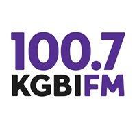 100.7 KGBI - KGBI-FM