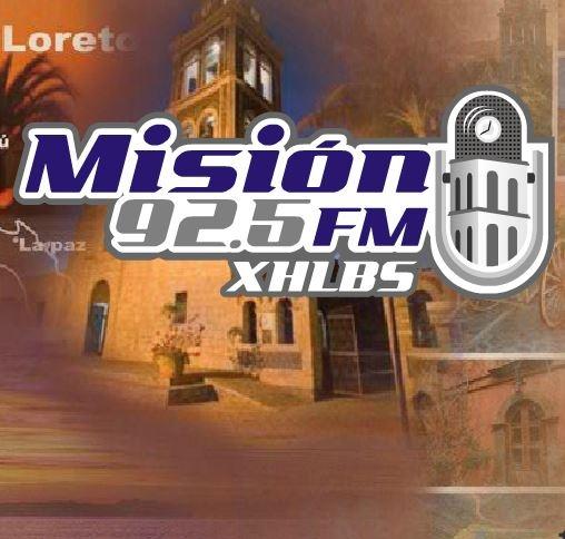 Misión 92.5 - XHLBS