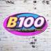 B100 - KBEA-FM Logo